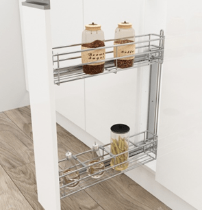 Space Genie Pullout Kitchen Storage