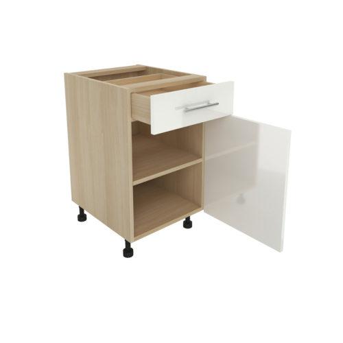Vanity 1 Drawer Top Cabinet