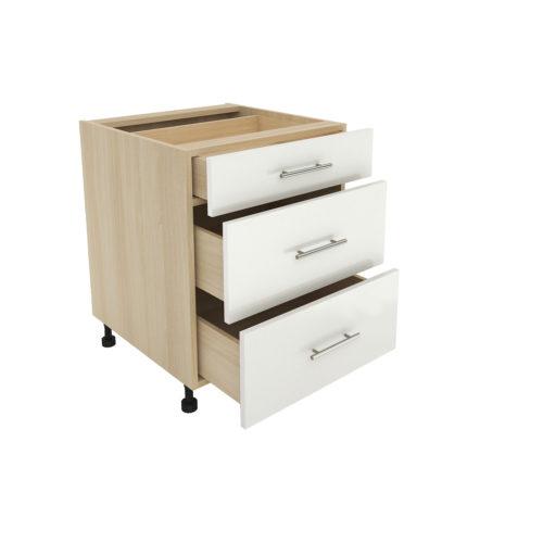 Vanity 3 Drawer Cabinet
